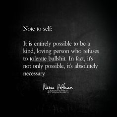 "hellofromfl: ""Note to self "" True. It's called self respect. Great Quotes, Quotes To Live By, Me Quotes, Motivational Quotes, Inspirational Quotes, Note To Self Quotes, Respect Quotes, The Words, Thats The Way"