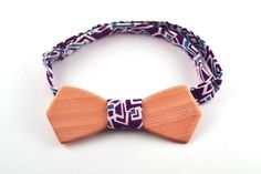 Beautiful handmade wooden bow tie 100% cotton gift ideas wood bow tie. This designer wooden bow tie is made manually of 100% cotton and beech wood. The product has an adjustable strap. Edges of the bow tie pointed unusually will add the highlight to your look. Color and size of the product can be changed by request. Dimensions: Lenght: - 12 cm Width:- 5cm. Feel free to ask any question you might have!.