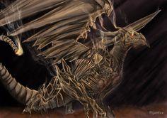 Steam Dragon by Ryanfire