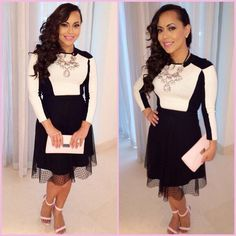 ♡ The Outfit. (Worn By: Adrienne Bosh)