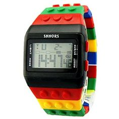AmyDong Neutral Colorful Digital Watch ~~~ For you to view further for this item, visit the image link. (This is an affiliate link and I receive a commission for the sales)
