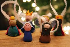 Cook Quilt Make and Bake: fimo ornaments 1