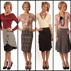 www.mikarose.com  Reinventing Modesty