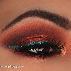 Bronzed Glow with Glittery Accent @vesnin_blog Share your looks to be featured #GlamExpress or  http://ift.tt/1LKibRA (win cool stuff ) BBloggers  YTers : check out our monthly beauty competitions  http://ift.tt/1yB0sDN //DEETS// Inspired by @alexeeva_victoria  Pigments from @nyxcosmetics_serbia and glitters from @aurakozmetika  LIKE IF YOU  THIS & TAG SOMEONE WHO NEED TO SEE THIS . . . #makeupjunkies #makeuplook #makeupaddict #makeupbyme #makeupblog #makeupartist #makeupblogger #makeupdolls…