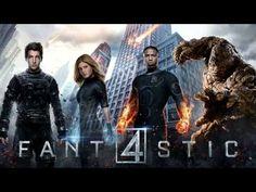 Soundtrack Fantastic Four Theme Song (Trailer Music Fantastic Four)