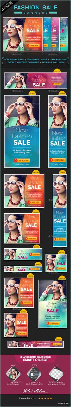 Fashion Sale Banners Template PSD | Buy and Download: http://graphicriver.net/item/fashion-sale-banners/8958720?WT.ac=category_thumb&WT.z_author=doto&ref=ksioks