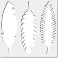 OMG!! SO excited!!!! Jenni Bowlin feathers stencil. !!!
