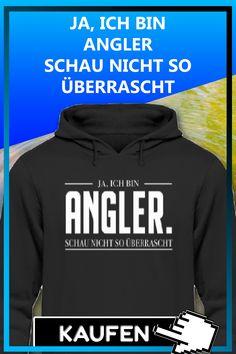 Sweatshirt Kapuzenpullover Pullover Angler Angelsport Geschenk Gag Köder Fun 33