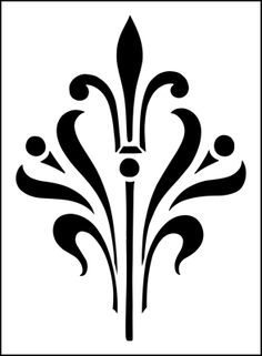 Gothic Stencils From The Stencil Library Catalogue Quick View Page