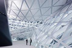 L'Opéra de Guangzhou conçu par l'agence d'architecture Zaha Hadid a récemment été inauguré en Chine. Implanté sur d'anciens docks au bord de la Rivière des Perles, ce nouvel…