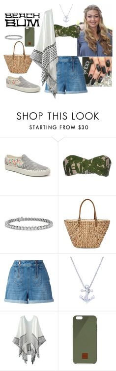 """""""Untitled #158"""" by fatyhnrqz94 ❤ liked on Polyvore featuring Vans, Michael Kors, Blue Nile, Straw Studios, Tommy Hilfiger, BERRICLE and Native Union"""