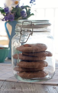 Gluten Free Cookie Recipes.