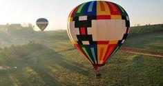 Combina Tudo - O Blog que é Sua Cara: Vôos de Balão - Uma Eperiência Inesquecível