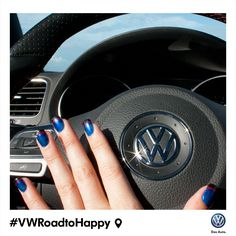 When it comes to coordinating with their cars, some GTI drivers really nail it. #VWRoadToHappy