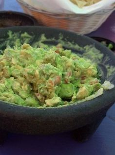 Chunky Guacamole with Tomatoes