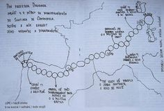Petr Daubner geocaching project - from the Czech Republic to south - at the moment 5K km and 6K caches - congratulations