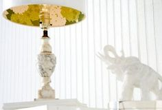 Wallpaper Lamp Shade
