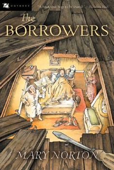 The Borrowers--one of my childhood favs!