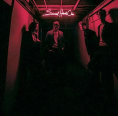 sacred hearts club - foster the people | indie trap Indie Pop Bands, Foster The People, Sacred Heart, Club, New Music Albums, Hearts, Album Covers, The Fosters, World