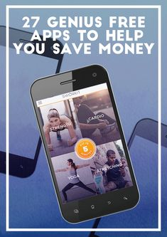 27 Free Money-Saving Apps - save on groceries and more! Ways To Save Money, Money Tips, Money Saving Tips, Show Me The Money, Financial Tips, Frugal Tips, Saving Ideas, Money Matters, Money Management