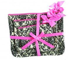 WIN IT! Jessie Steele damask cosmetics bags