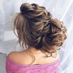 Gorgeous messy bridal hairstyles ,Wedding hairstyle updo | updo hairstyle #messyupdo #bridalupdo #weddinghairstyle #weddingupdo #chignon #weddinghairstyles #bridehair #upstyle #updohairstyles #weddinghair