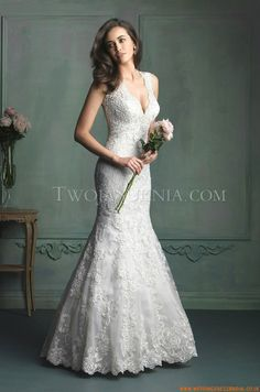 Wedding Dresses Allure 9104 2014