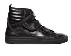 Raf Simons Velcro Sneaker (Black)