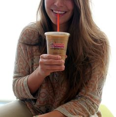 According to Dunkin', there are more than 15,000 coffee combinations possible at their stores. Get creative when the new store opens up!
