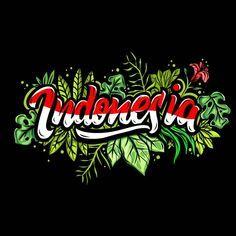 Graffiti Lettering Fonts, Graffiti Art, Hand Lettering, Typography, Best Logo Design, Graphic Design, Indonesian Art, Retro Logos, Badge Design