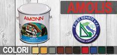 F.lli Di Donato | AMONN Amolis: Ideale per Superfici in Legno