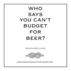 Creating a Budget #CoastalWealthism #WealthismWednesday