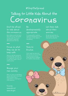 Helping Little Kids Understand Coronavirus Young children mostly take their cues about how to react to situations from the adults. Kids Questions, Cant Be Together, Sibling Rivalry, Deal With Anxiety, Social Emotional Learning, Let Them Talk, Young Children, Caregiver, Early Childhood