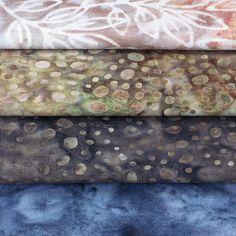 inspiring fabrics and batiks - Carolyn Saxby Textiles