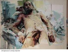 Jenny Saville - Atonement studies, 2005 - Contemporary sacred art | CoSA