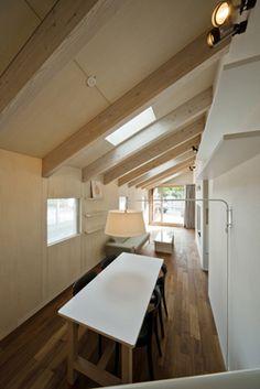 CASE-REAL   Works   HOUSE IN SAITOZAKI