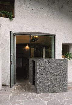 Ristorante Miil, Cermes, 2011 - monovolume architecture + design