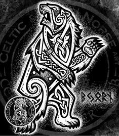 Norse Tattoo, Tattoo On, Celtic Tattoos, Viking Tattoos, Tattoo Symbols, Tribal Tattoos, Viking Art, Viking Symbols, Viking Runes