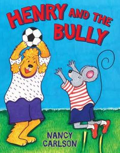 Henry and the Bully by Nancy Carlson. When a new second grader begins bullying Henry and the other first graders, Henry stumbles onto a secret that just might save them. Online Books For Kids, Free Books Online, Books About Bullying, Read To Self, Bullying Prevention, Book Sites, Author Studies, Anti Bullying, Bullying Quotes