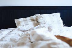5 Tipps Für Ein Gemütliches Schlafzimmer. Ikea BettBlackDecoration