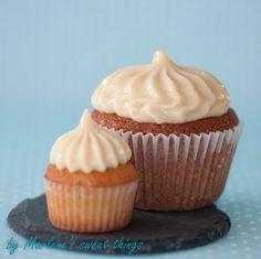 Maronen Cupcakes