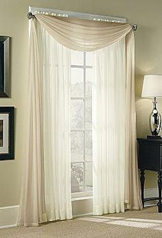 Ideas for Window Treatments - Home Treatments # for .,Window Treatment Ideas - Home Treatments Points to know about curtains First of all: don't worry. Because nowadays it genera. Home Curtains, Curtains Living, Curtains With Blinds, Sheer Curtains, Kitchen Curtains, Window Coverings, Window Treatments, Rideaux Design, Living Room Decor