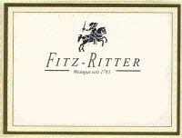 Gewürztraminer:  2010 Fritz Ritter Spätlese Pfalz  Winerotation 2014