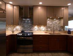 Ahhhh,  a  new kitchen by Juliane Norden, via Behance