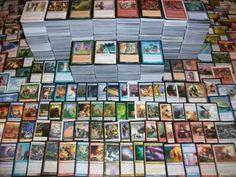 1000 New MtG FLAT RATE ENVELOPE 1050+ Toy Bulk Magic The Gathering Cards MTG
