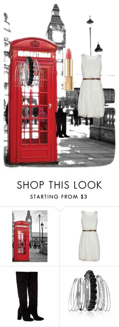 """Just a pop of color"" by waterxqueenx ❤ liked on Polyvore featuring Anouki, Avenue and Dolce&Gabbana"