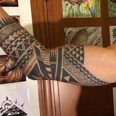 maori tribal dövmeler tattoos 24