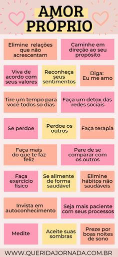 Veja nessa imagem o que você pode fazer para se amar mais, colocando-se em primeiro lugar e aumentando seu empoderamento. Confira o artigo no blog para saber como ter mais amor próprio. Um beijo! #amorproprio #empoderamentofeminino #mensagemdodia Motivational Phrases, Inspirational Quotes, Instagram Blog, Self Development, Self Esteem, Better Life, Self Love, Feel Good, Texts