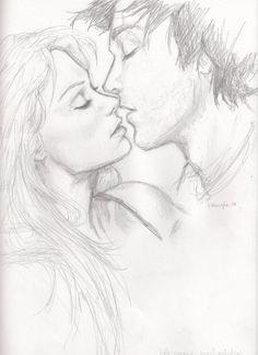 Tumblr Zeichnungen Einfach Okay Danke Katniss Danke Peeta Es