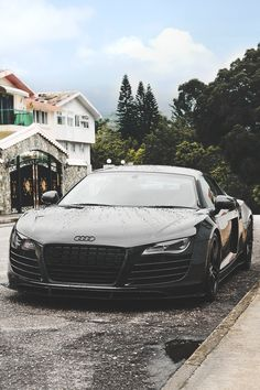 Stunning Audi R8